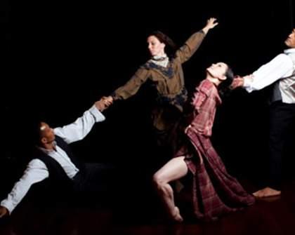 Atamira Dance Company presents Te Houhi
