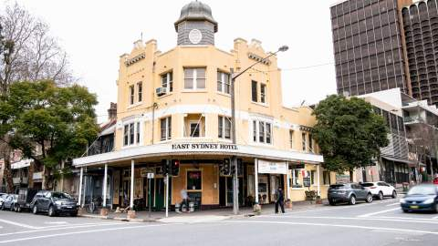 The East Sydney Hotel