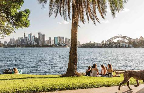Outdoor Gathering Rules Will Ease Slightly From September 13 Now That NSW Has Hit Six Million Jabs