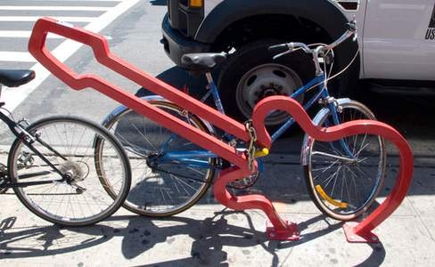 12 Bike Racks You Don't See Everyday (But Should)