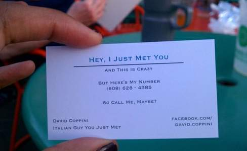 14 Brilliant Business Card Designs