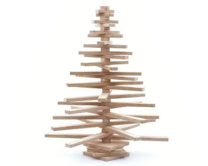 A Sustainable Christmas Tree
