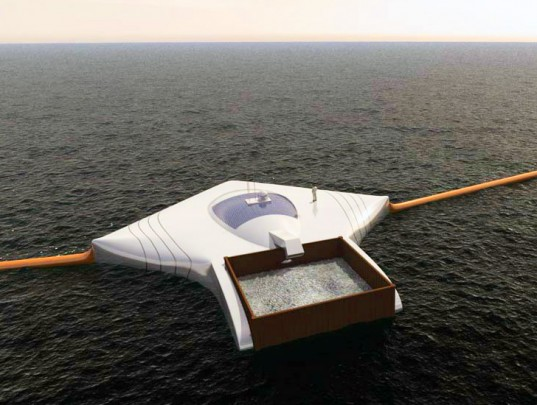 19-Year-Old Develops Device to Remove 7 Million Tons of Rubbish from the Ocean