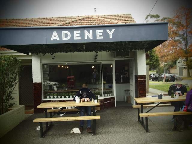 Adeney Milkbar Cafe