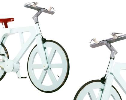 $9 Cardboard Bike Could Be 'Game Changing'
