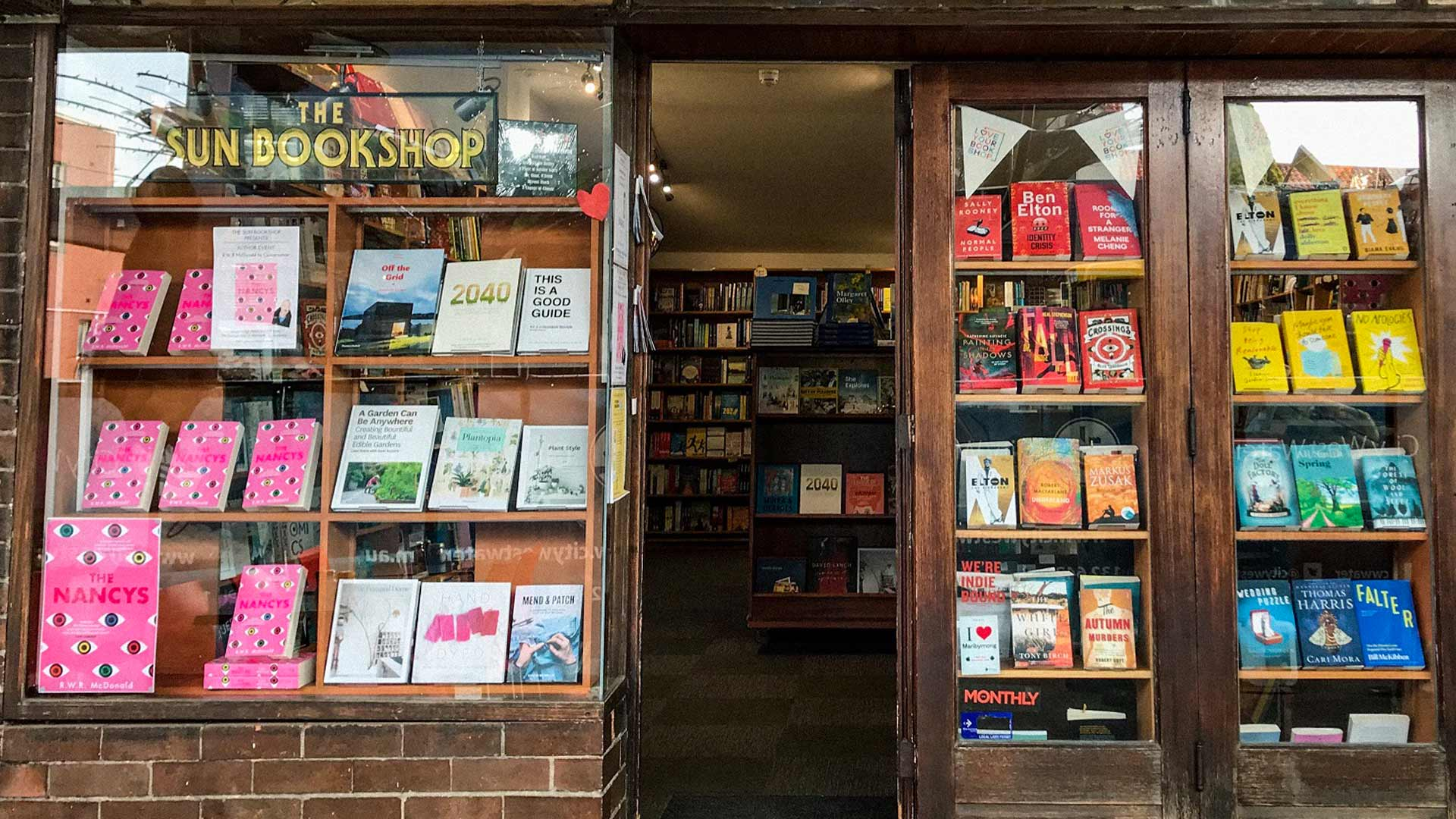 These Australian Bookshops Are Offering Free Delivery So You Can Get Lit in Isolation