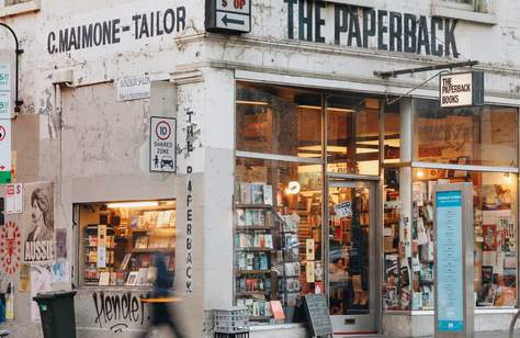 The Paperback Bookshop