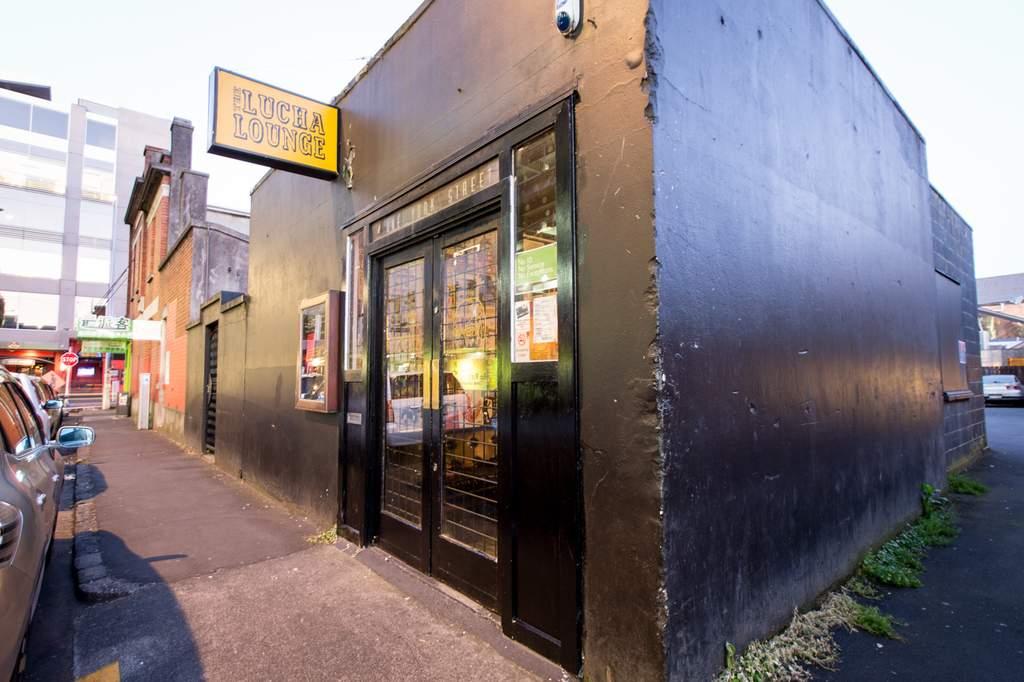 Lucha-Lounge