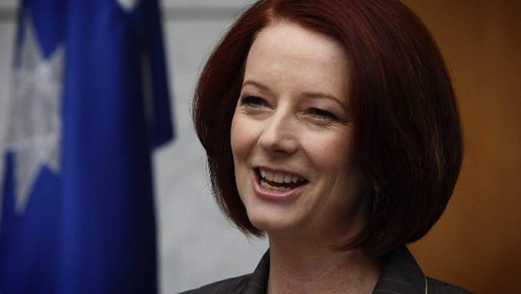 See Julia Gillard Live in Conversation with Anne Summers