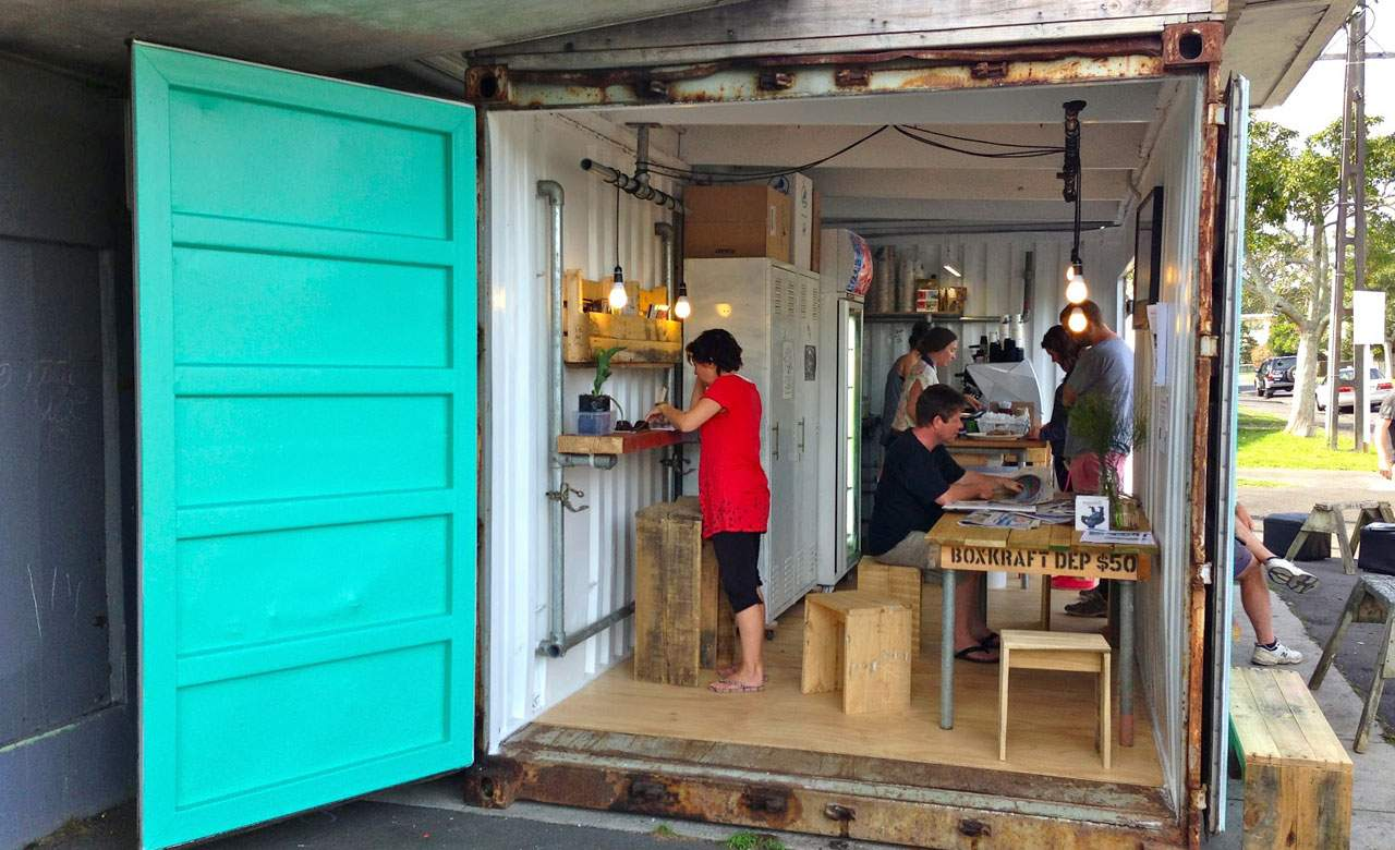 Waterview Coffee Project
