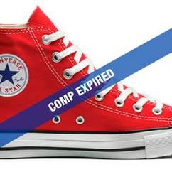 Win a Pair of Converse Chuck Taylors on Fallenfront.co.nz