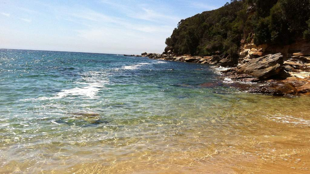 The Ten Best Secluded Beaches in Sydney