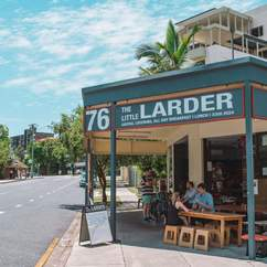 Larder Cafe Review