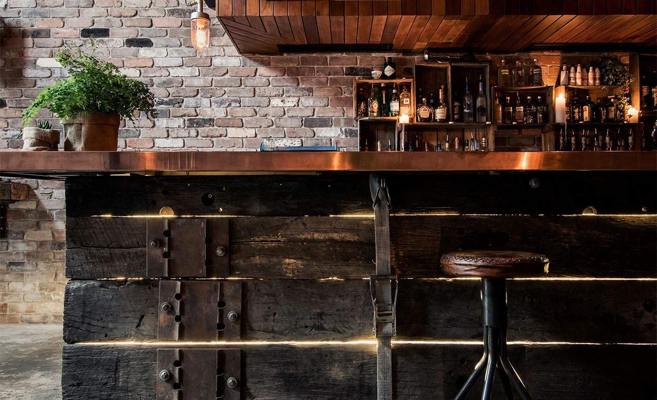 donny s bar manly review concrete playground sydney. Black Bedroom Furniture Sets. Home Design Ideas