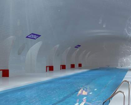 Abandoned Parisian Metro Stations Reimagined as Pools, Theatres and Clubs