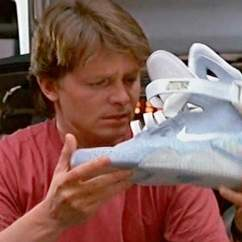 Back to the Future's Self-Tying Laces Might Soon Be Real