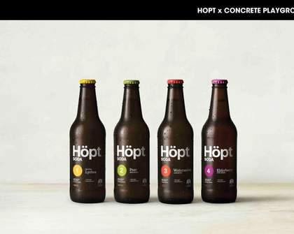 Introducing Hopt Soda, a Refreshing Alternative Soft Drink
