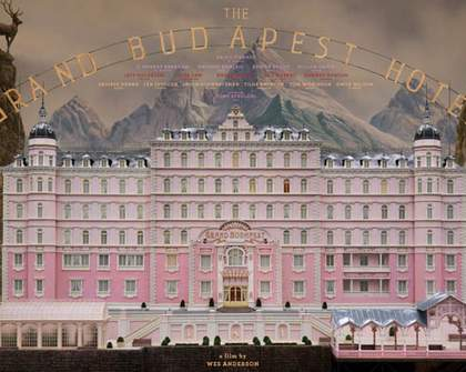Five Memorable Lessons We Took from Wes Anderson's Grand Budapest Hotel