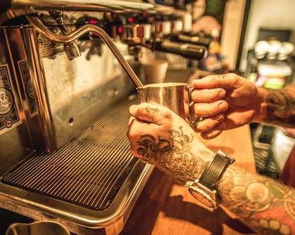 The Ten Best Coffee Spots in Brisbane