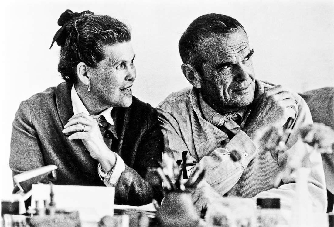 the eames explainer how one family left a legacy on. Black Bedroom Furniture Sets. Home Design Ideas