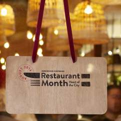 Win a Double Pass worth $190 to Restaurant Month's Official Launch Party