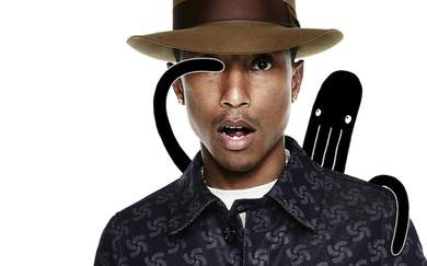 Pharrell Fronts Denim Line Made from Plastic Bottles Pulled from the Ocean