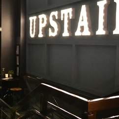Upstairs at the Basement