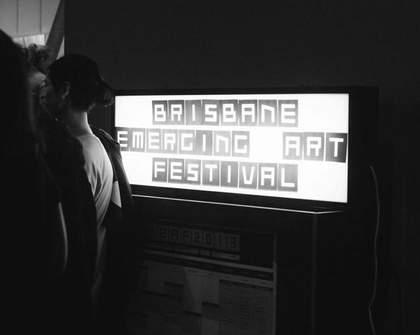 Brisbane Experimental Art Festival 2014