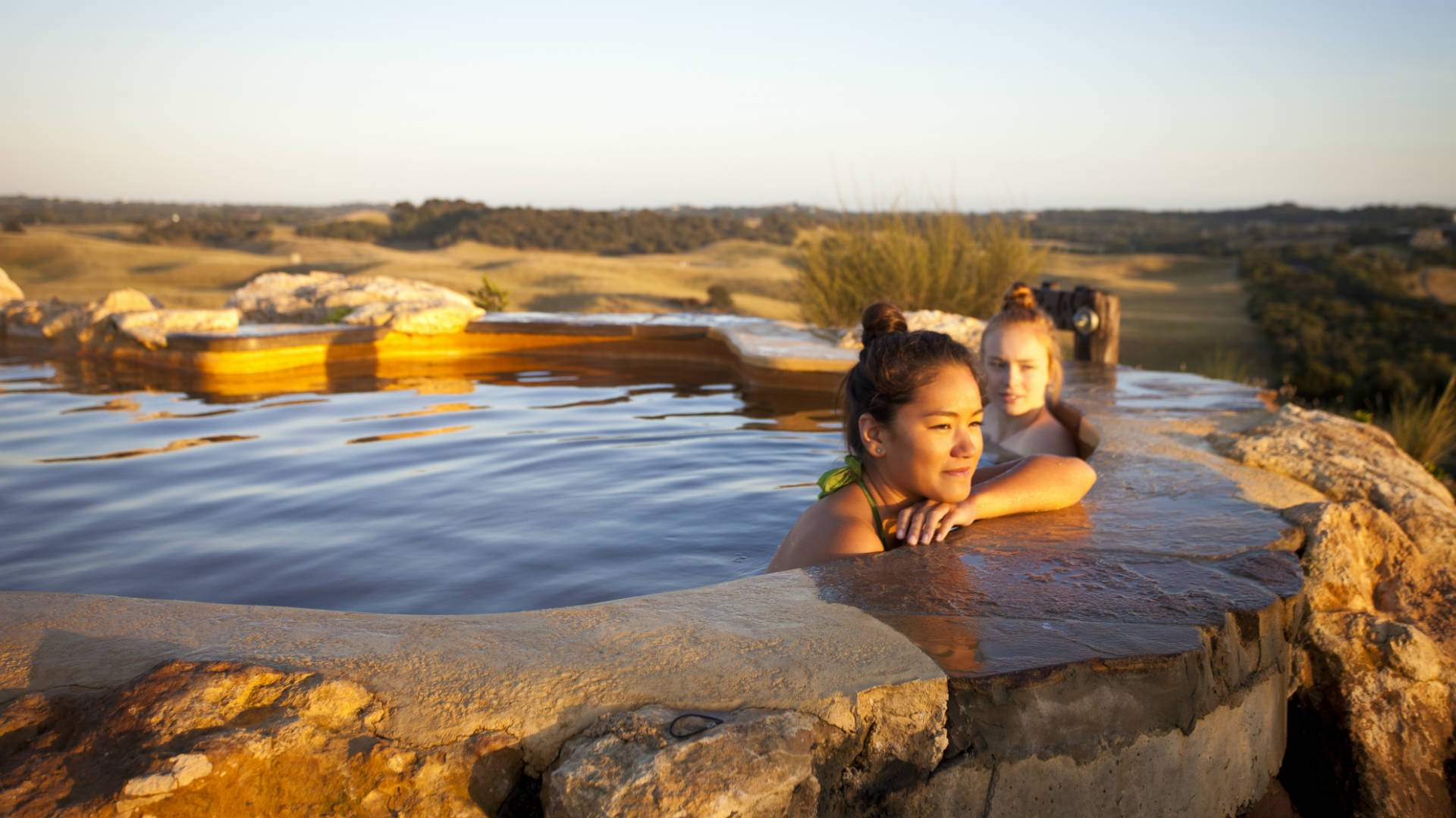 Four Natural Hot Springs in Victoria to Visit This Winter