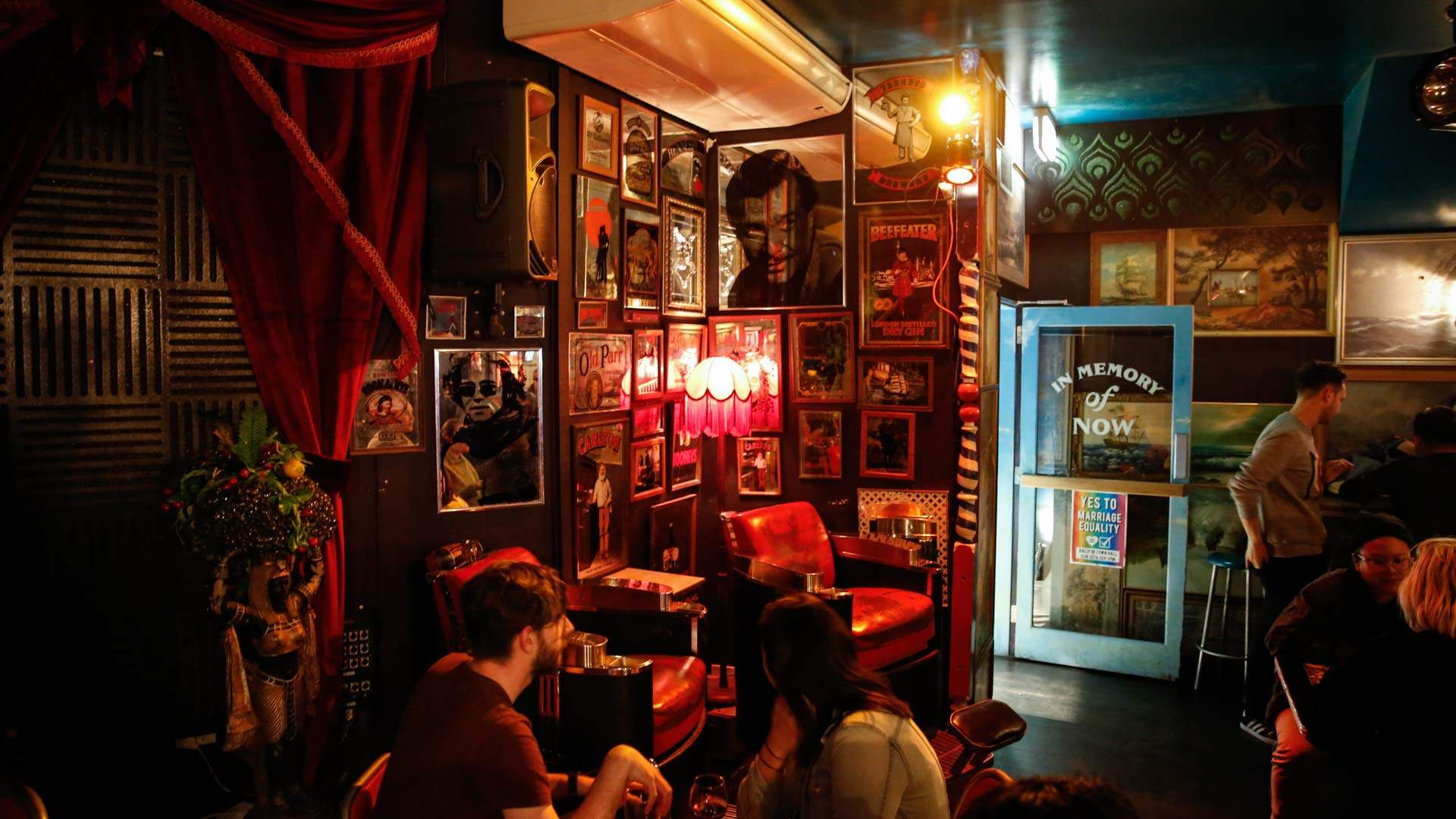 Seven Sydney Bars Where You Can Drink Alone with a Book