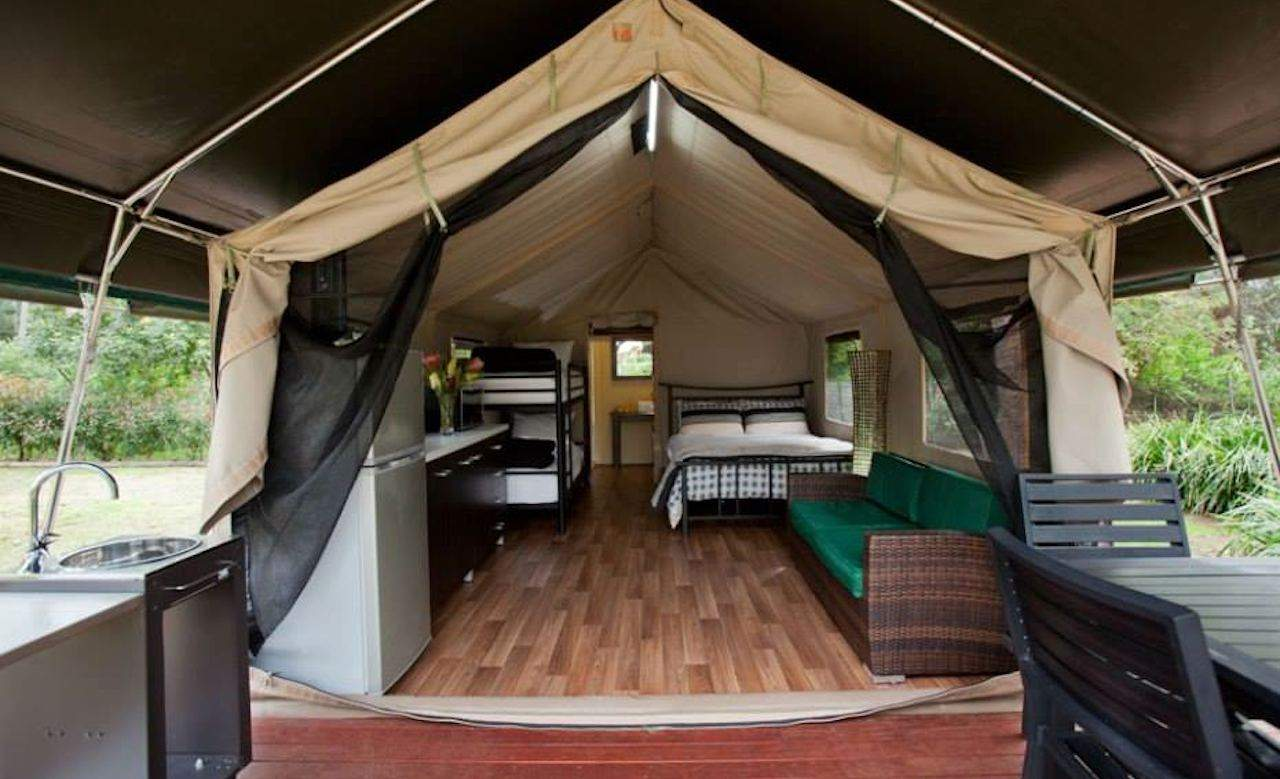 ATLANTIC GUESTHOUSES BYRON BAY & The Ten Best Glamping Spots Near Sydney - Concrete Playground ...