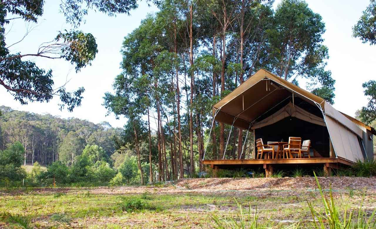 The Ten Best Glamping Spots Near Sydney Concrete