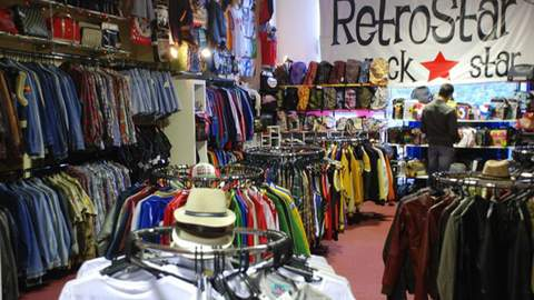 Retrostar Vintage Clothing