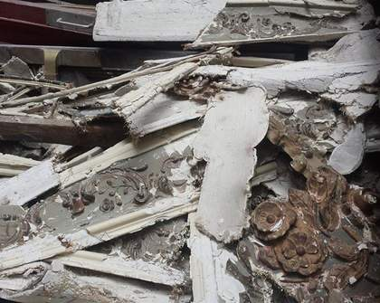 Construction Crews Demolish Interior of Palace Theatre Before Heritage Decision