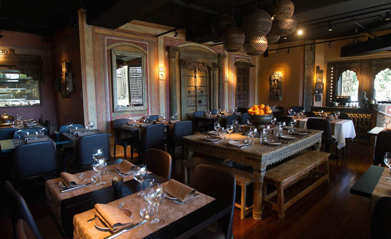 The Spice Room. Sydney Restaurants and Bars with Private Dining Rooms   Concrete
