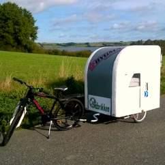 Meet the Cutest Ever, Bike-Towable Campervan