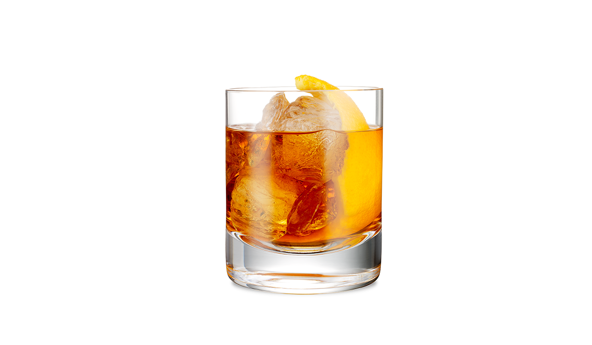 Pefect Old Fashioned Drink