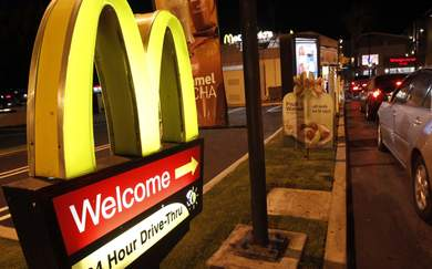 McDonald's Has Started Phasing Out Plastic Straws