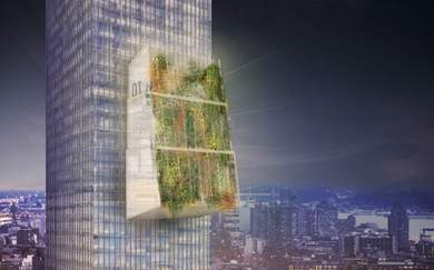 Could This New Sky Garden Be the Workplace of the Future?
