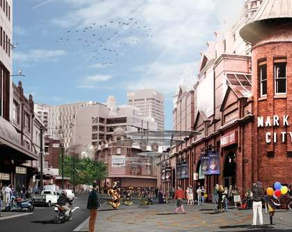 Take a Peek at the Future Chinatown We'll Be Strolling Through