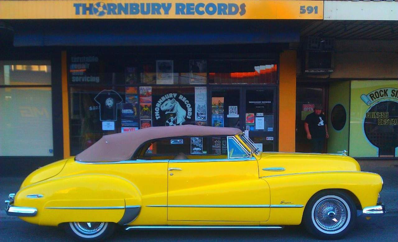 Thornbury Records