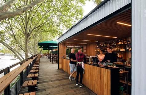 The Ten Best Waterside Bars in Melbourne