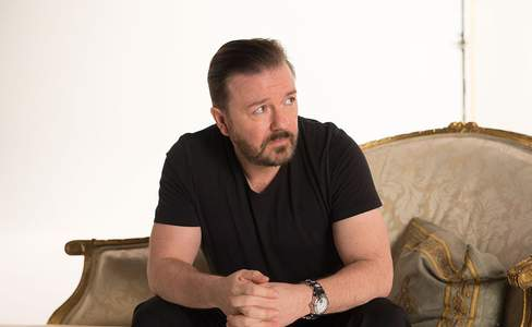 'World President of Entertainment' Ricky Gervais Wants You to Get Free Netflix from Optus