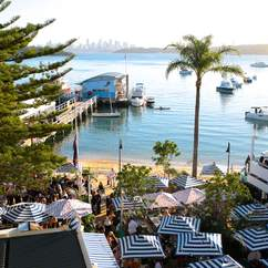 Sunday Sessions at Watsons Bay Boutique Hotel