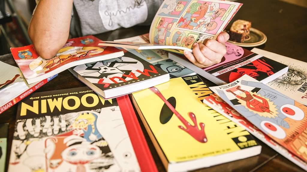 Junky Comics