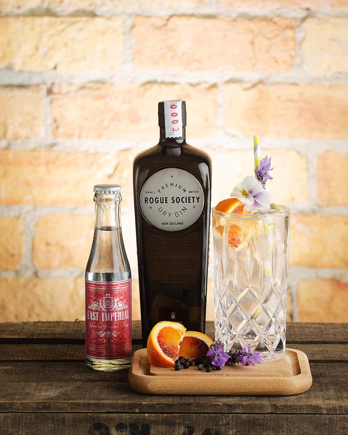 Rogue and Tonic_East Imperial