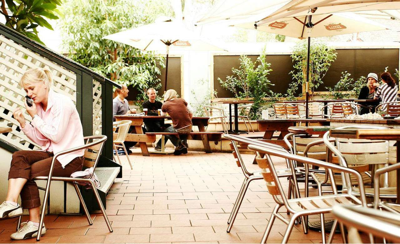 smoking in outdoor dining areas to be banned in nsw concrete