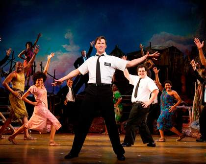 The Book of Mormon Is Coming to Australia