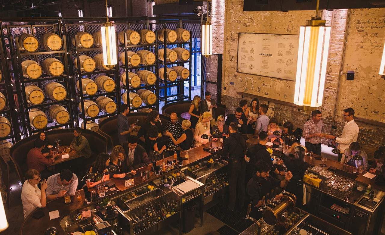 Archie Rose (Sydney) — Shortlisted for Best Australia and Pacific Bar 2015