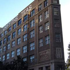 Griffiths Teas Building